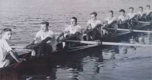 Rowers at the 1952 Helsinki Olympics